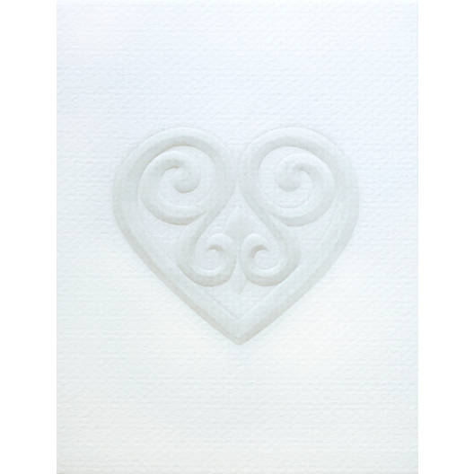 View Larger Image of French Heart Cameo Cards