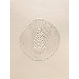 Wheat Sheaf Cameo Cards