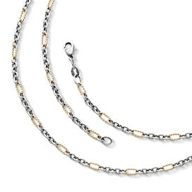 Medium Cable Figaro Chain