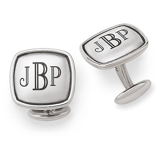View Larger Image of Cushion Cuff Links