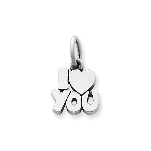View Larger Image of I Love You Charm