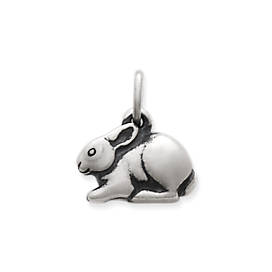 Cottontail Rabbit Charm