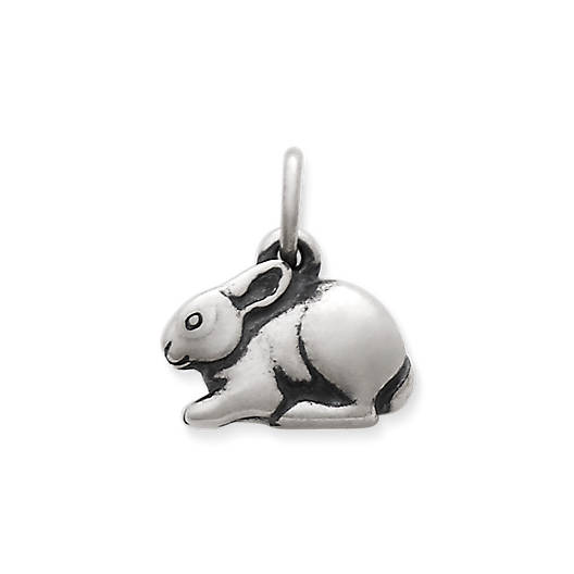 View Larger Image of Cottontail Rabbit Charm
