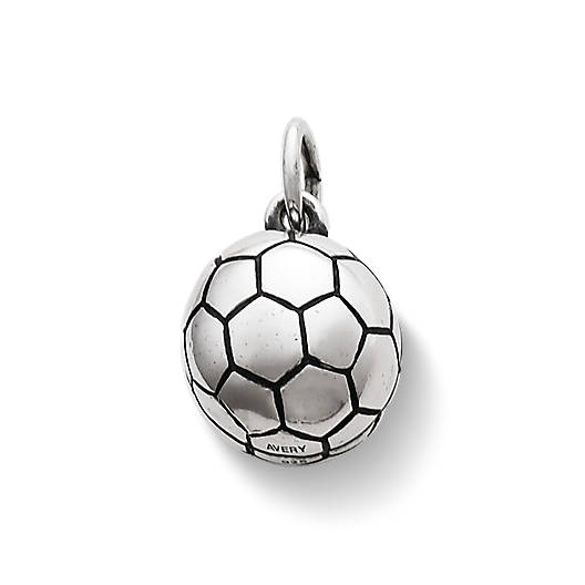 View Larger Image of Soccer Ball Charm