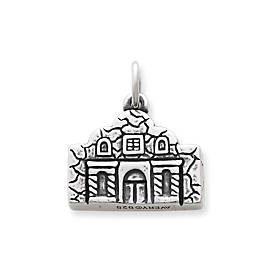 Sculptured Alamo Charm