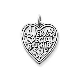 """Very Special Daughter"" Charm"