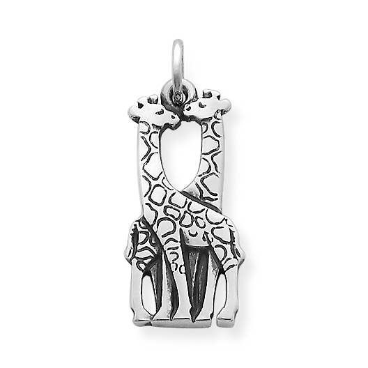 View Larger Image of Giraffes Charm