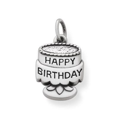 Tiny Birthday Cake Charm James Avery