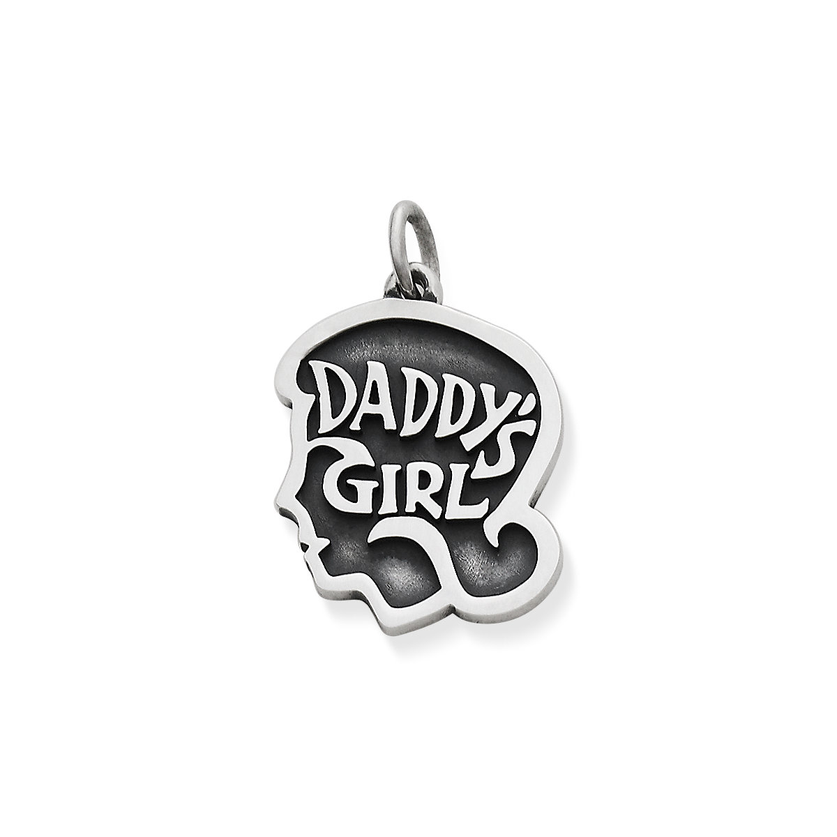Daddys Girl Charm James Avery