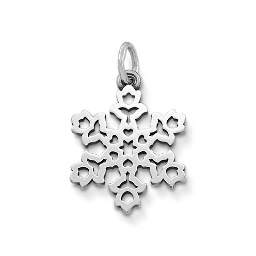 View Larger Image of Dutch Snowflake Charm