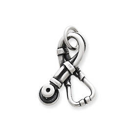Stethoscope Charm