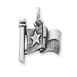 Texas Flag Charm
