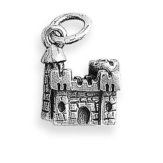 View Larger Image of Castle Charm