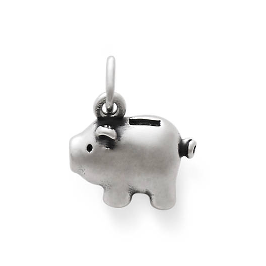 View Larger Image of Piggy Bank Charm