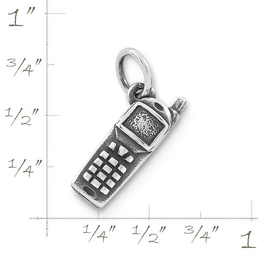 View Larger Image of Cell Phone Charm