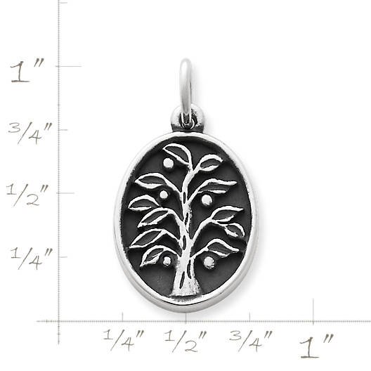 View Larger Image of Tree of Life Charm