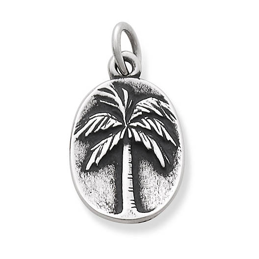 View Larger Image of Palm Tree Charm