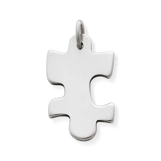 View Larger Image of Puzzle Piece Charm
