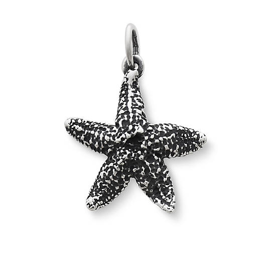 View Larger Image of Cape Starfish Charm