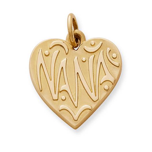 "View Larger Image of ""Nana"" Charm"