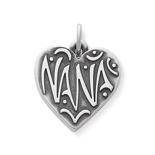 "View Larger Image of ""Nana"" Charm"