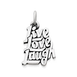 """Live, Love, Laugh"" Charm"