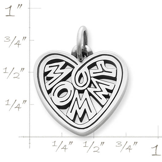 "View Larger Image of ""Mommy"" Charm"