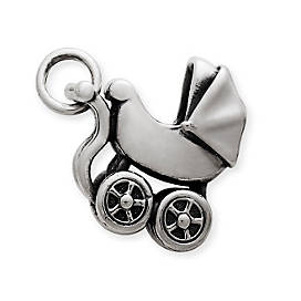 Baby Carriage Charm