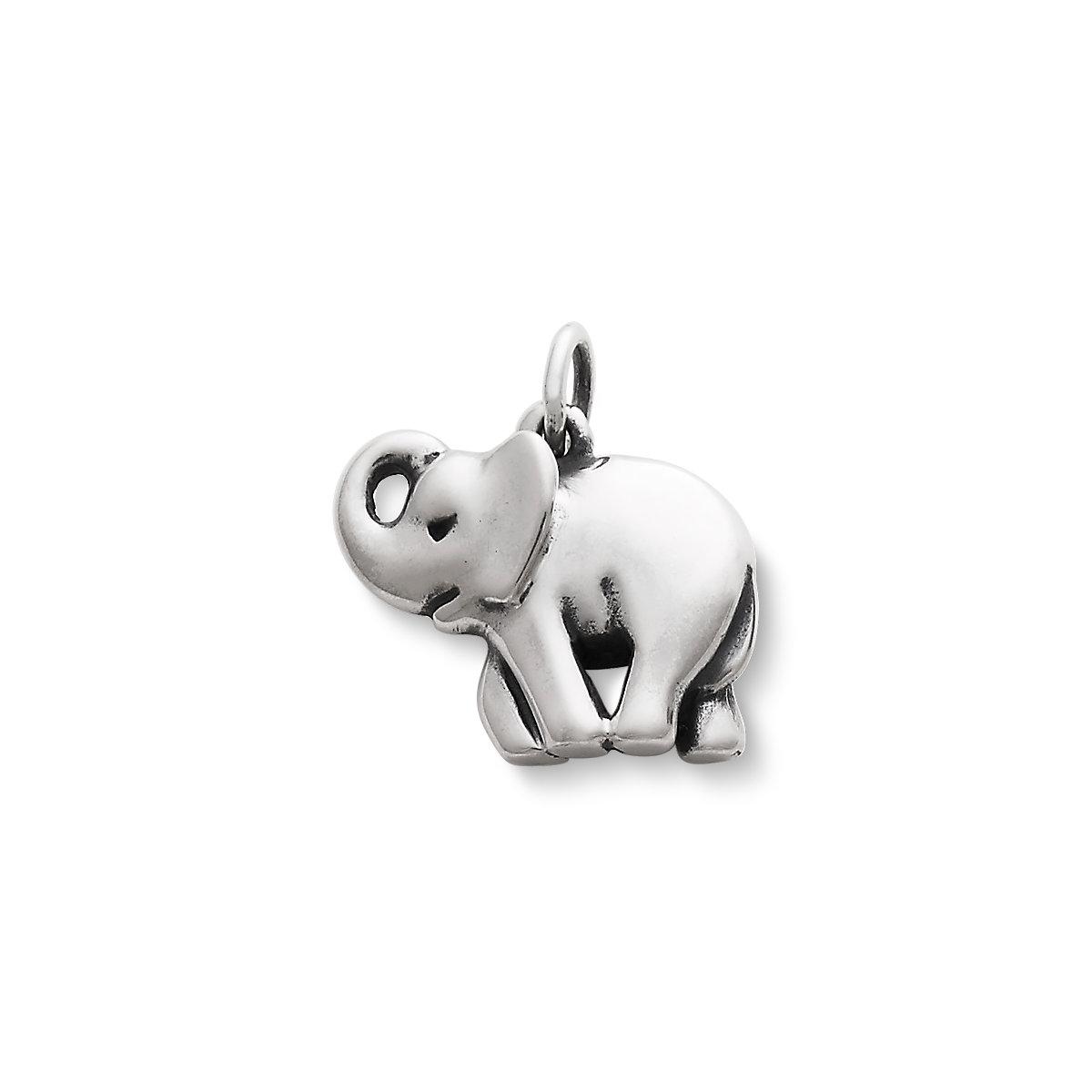 Elephant Charm - James Avery