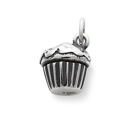 View Larger Image of Cupcake Charm