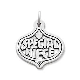 """""""Special Niece"""" Charm"""