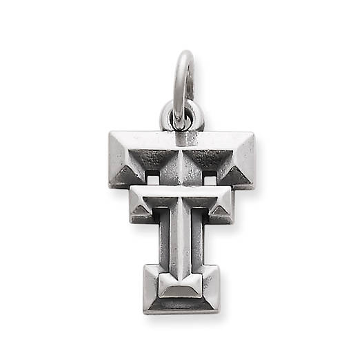 View Larger Image of Texas Tech Charm