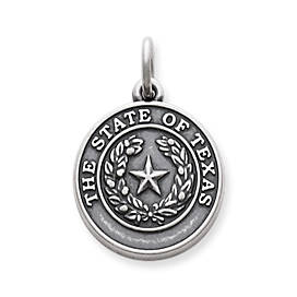 State Seal of Texas Charm