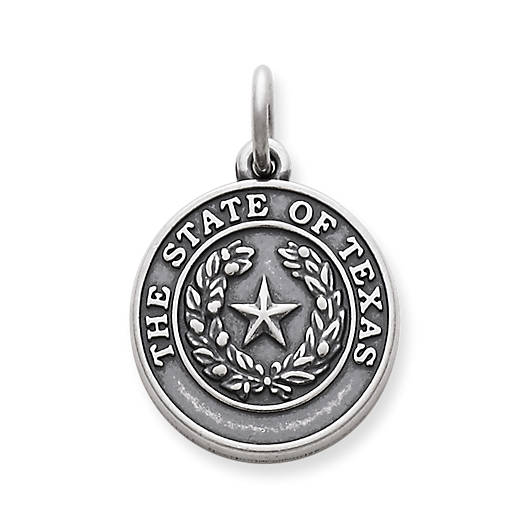 View Larger Image of State Seal of Texas Charm
