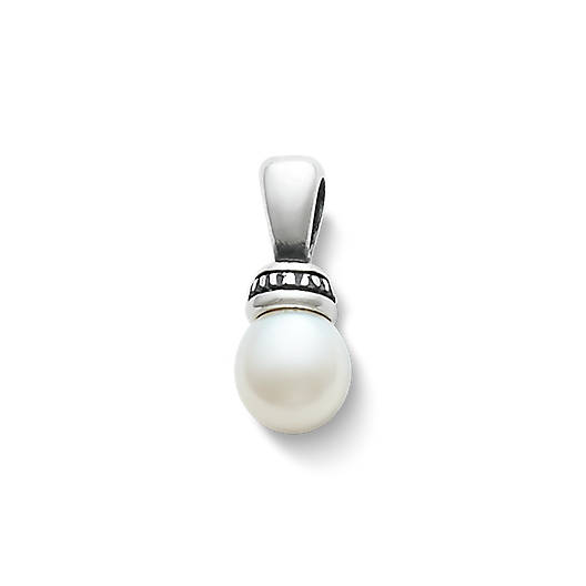 View Larger Image of Beaded Pendant with 6mm Cultured Pearl