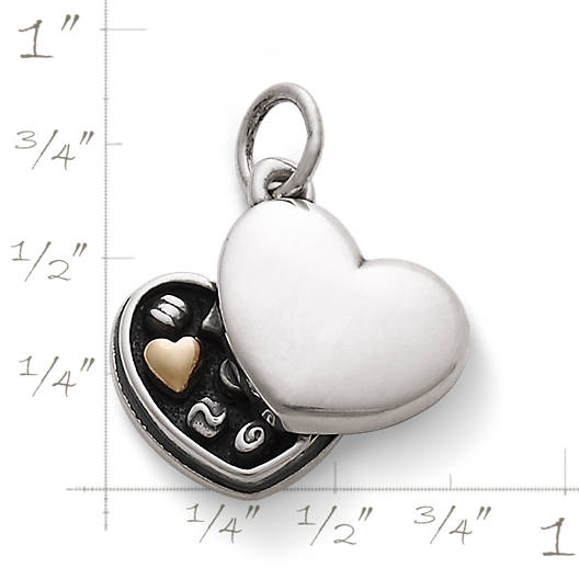 View Larger Image of Box of Chocolates Charm