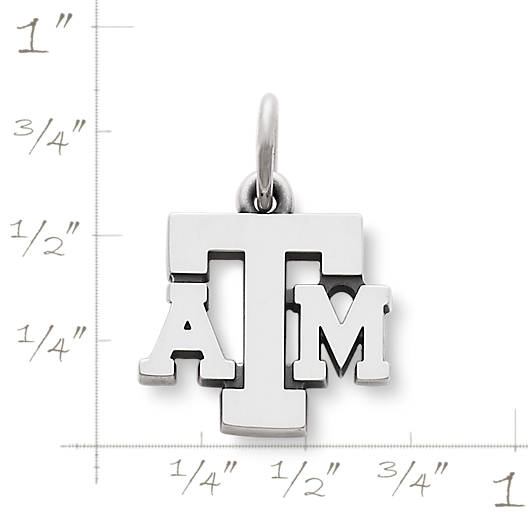 View Larger Image of Texas A & M Charm