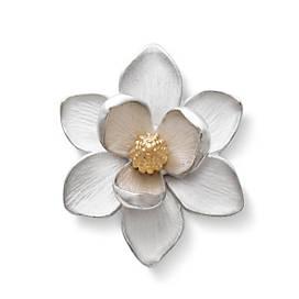 Magnolia Blossom Pendant