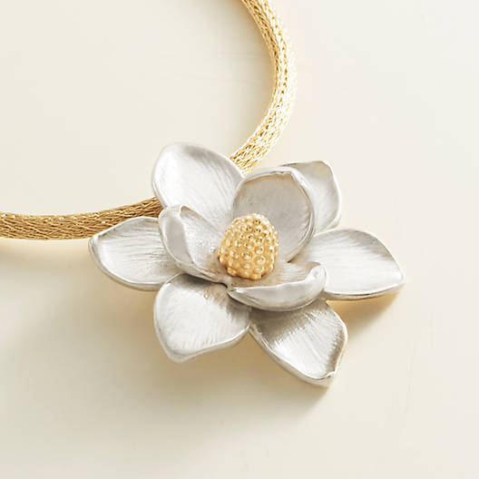 View Larger Image of Magnolia Blossom Pendant