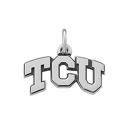 View Larger Image of TCU Charm