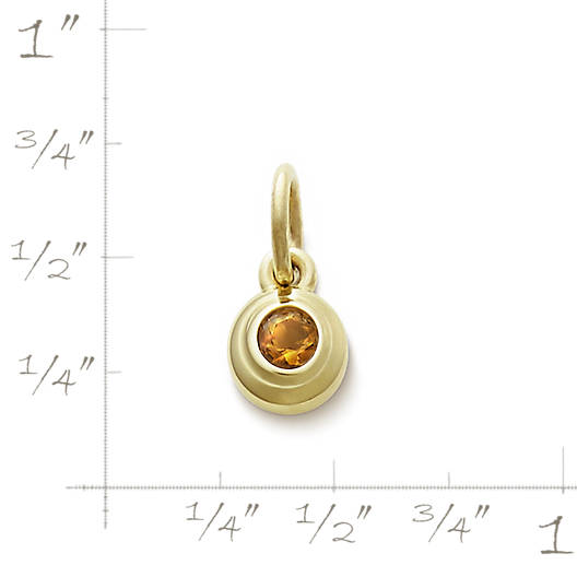 View Larger Image of Avery Remembrance Pendant with Citrine