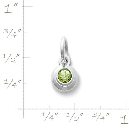 View Larger Image of Avery Remembrance Pendant with Peridot