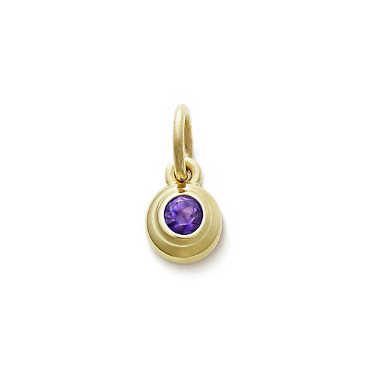 View Larger Image of Avery Remembrance Pendant with Amethyst