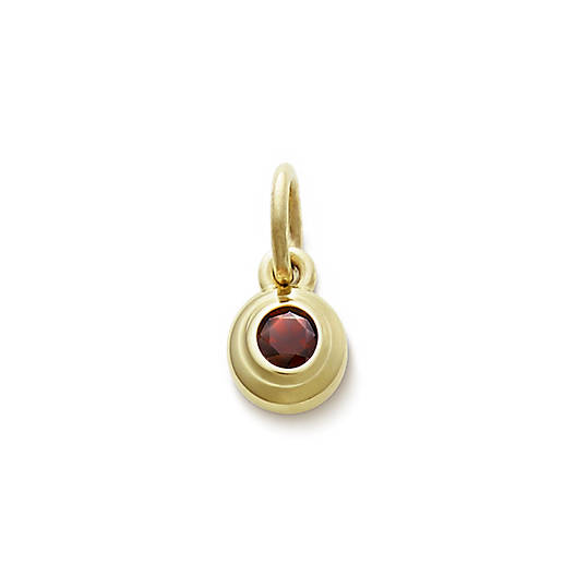 View Larger Image of Avery Remembrance Pendant with Garnet