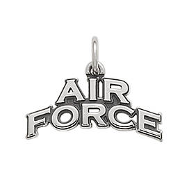 """Air Force"" Charm"
