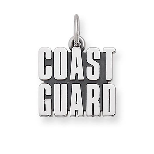 """View Larger Image of """"Coast Guard"""" Charm"""