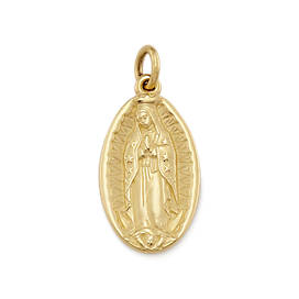 Virgin of Guadalupe Charm