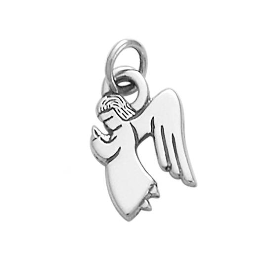 View Larger Image of Small Angel Charm