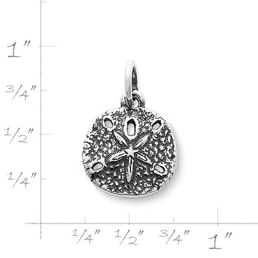 View Larger Image of Sand Dollar Charm, Small