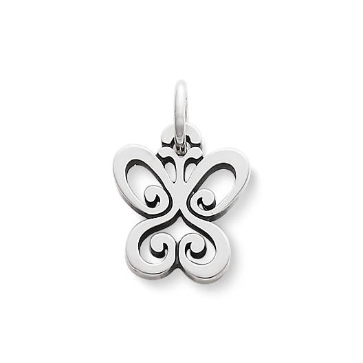 View Larger Image of Spring Butterfly Charm, Small